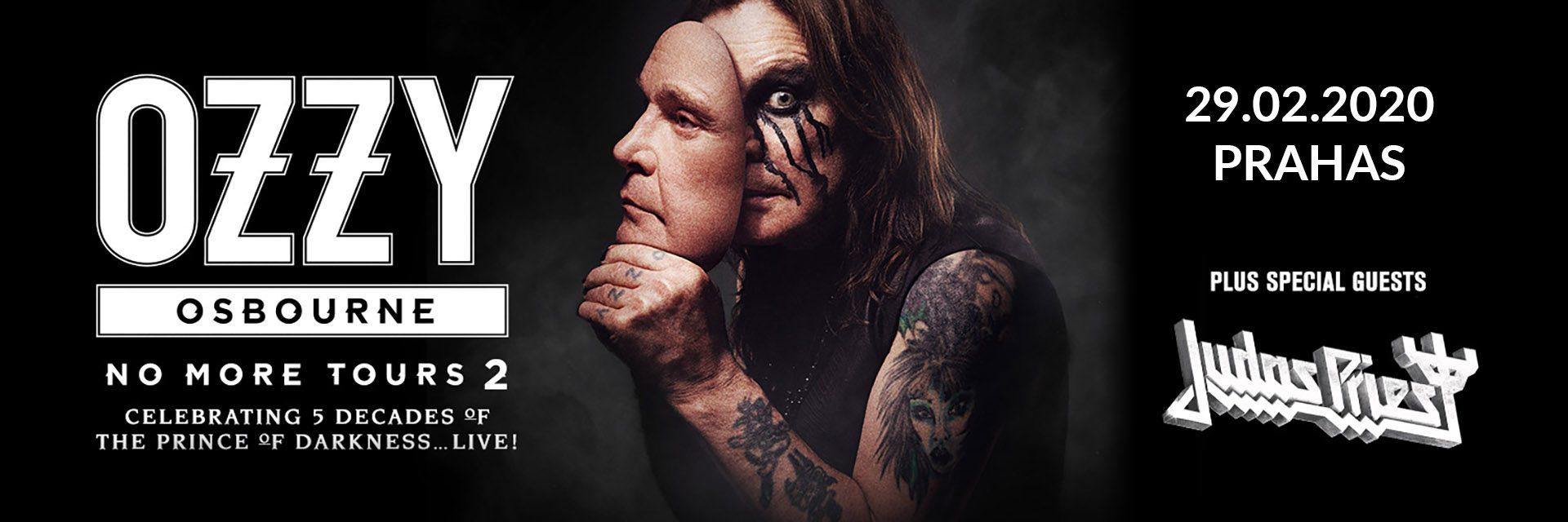 Kontserdireis: Ozzy Osbourne ja Judas Priest