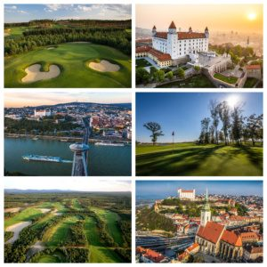slovakkia bratislava golf